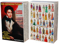 Six Generations Pack with 72 cards